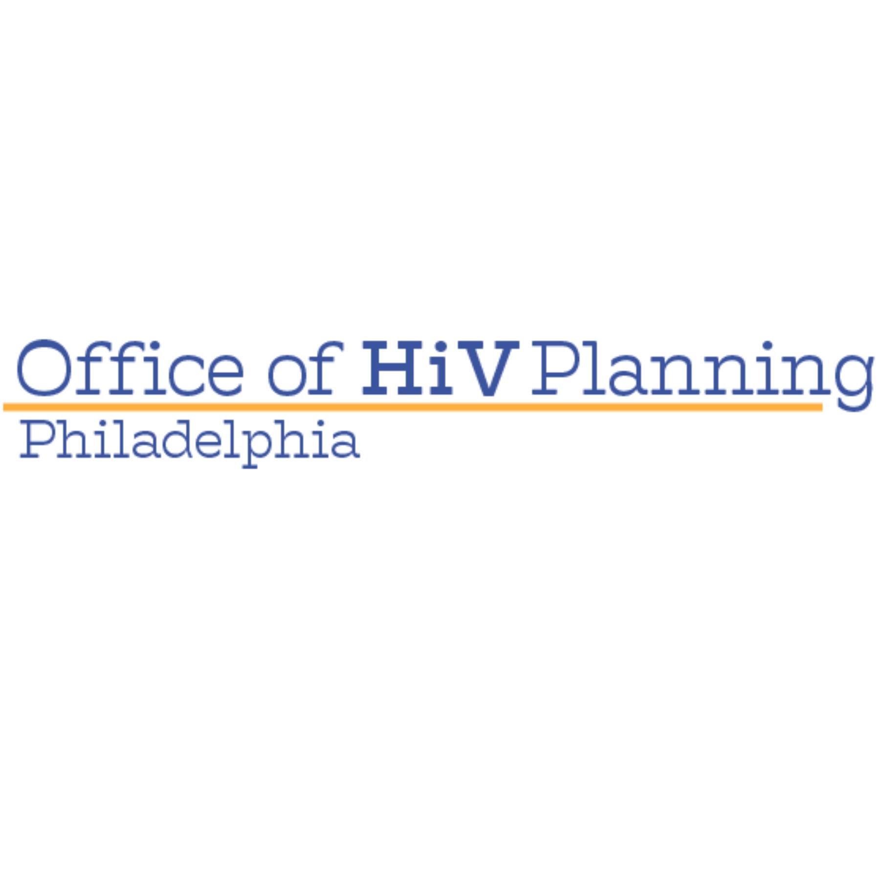office of hiv planning logo